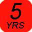 5 Years vinyl
