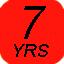 7 Years vinyl